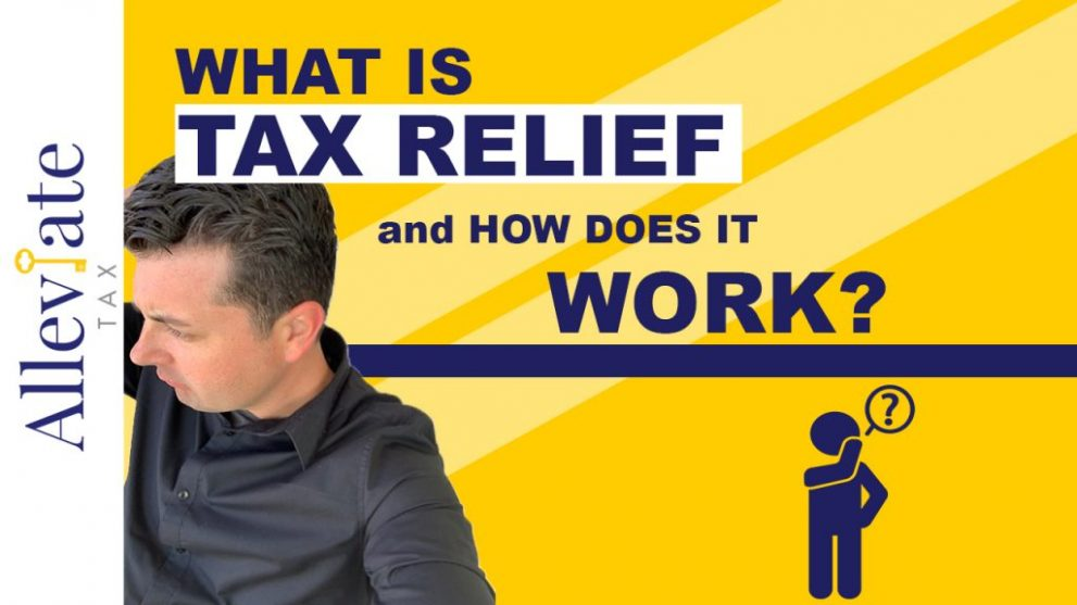 What is tax relief and how does tax relief work?